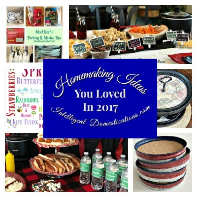 Homemaking Projects You Loved The Most