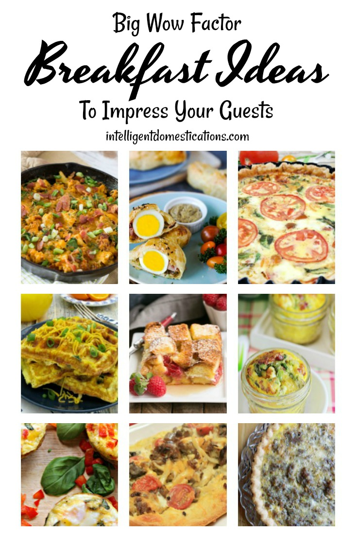 Breakfast Ideas to impress your guests. Delectable egg recipes. Company's coming egg recipes. Breakfast for supper ideas