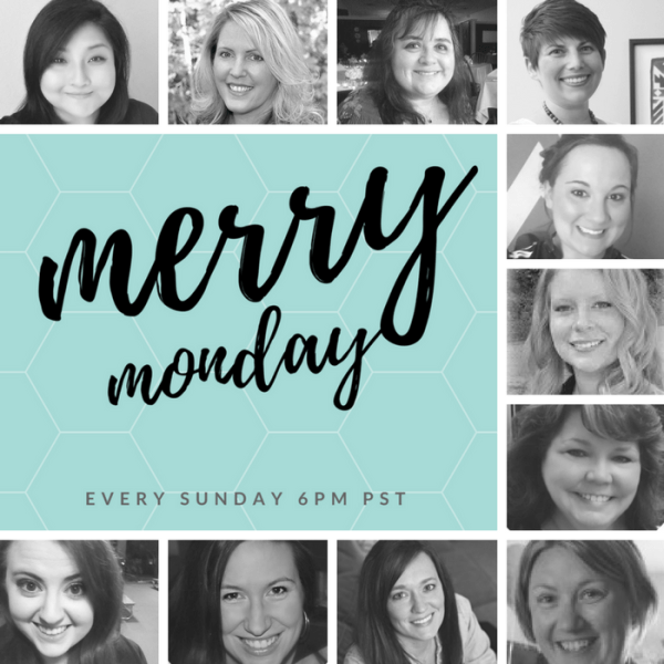 Merry Monday Linky Party Hosts May 2018