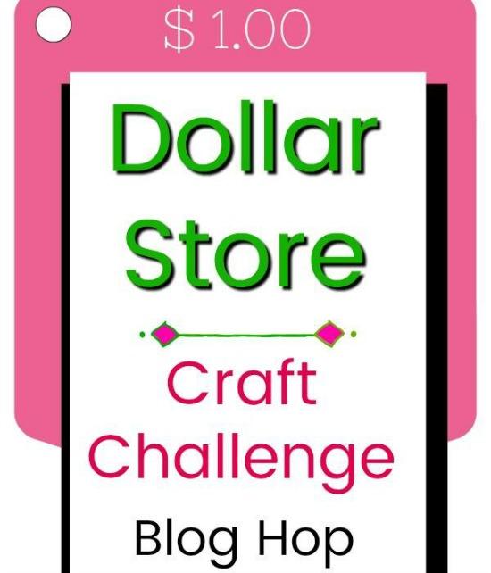 Dollar Store Decor Craft Project Ideas