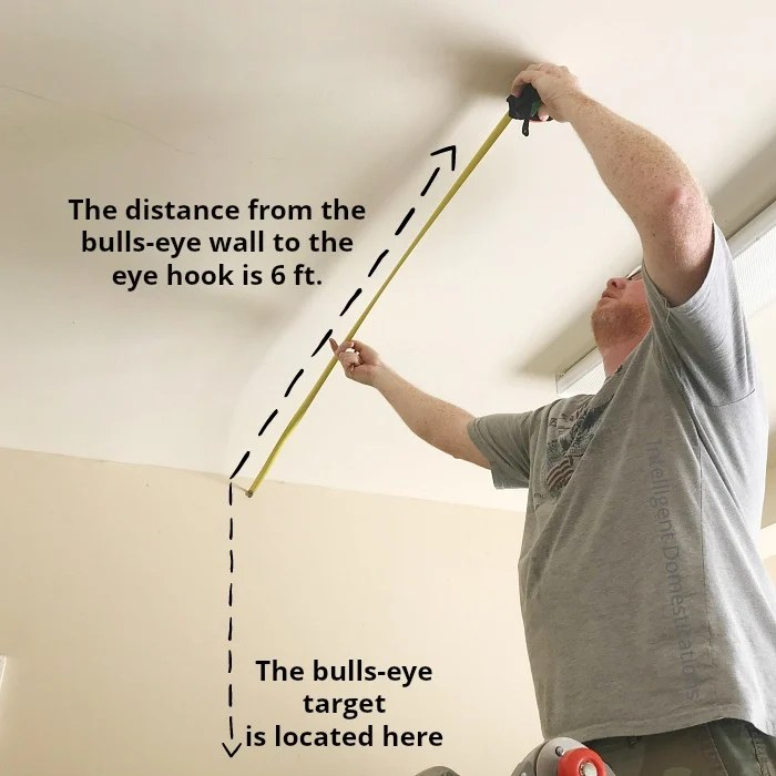 How To Install A Ring and Hook Game In Your Garage. Hook and Ring Game. Ringing The Bull Game. #ringandhookgame #garagegame