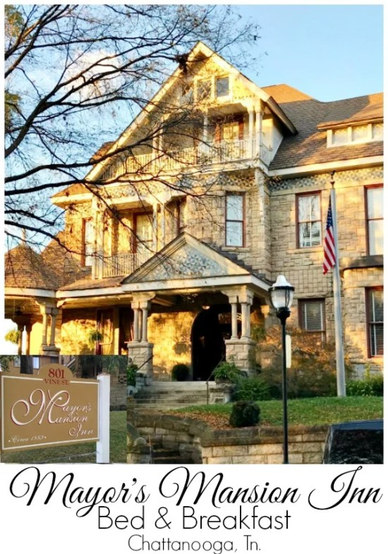 Mayor's Mansion Inn Bed and Breakfast Chattanooga, Tn. honest review. #bedandbreakfast #chattanooga