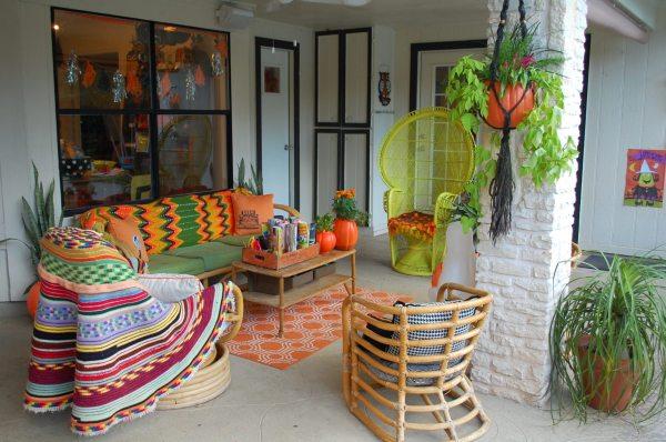 Pumpkin Planter Ideas