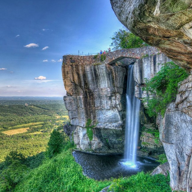 See Rock City Lovers Leap