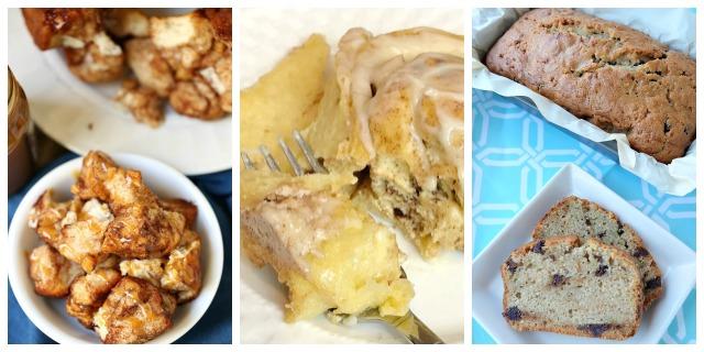 Sweet Bread Recipe ideas everyone loves. Fall favorite sweet bread recipe ideas.