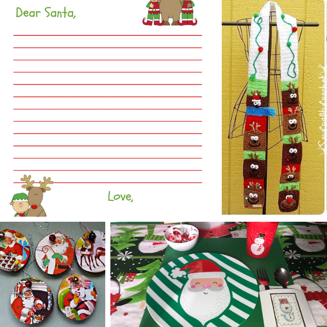 Kids Stuff 50 Plus DIY Christmas Ideas