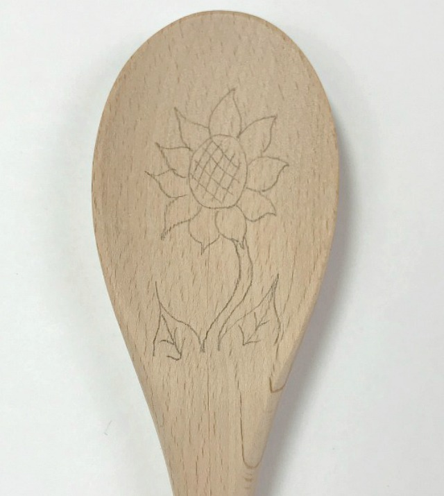 Engraved Wooden Spoons Intelligent Domestications