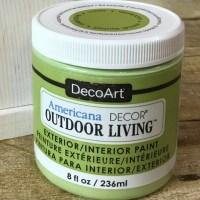 DecoArt Americana Decor Outdoor Living Paint