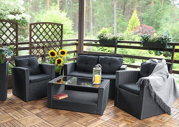 Clearance Patio Set