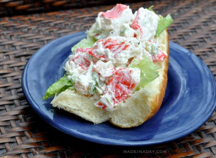 My Favorite Seafood Salad Recipe