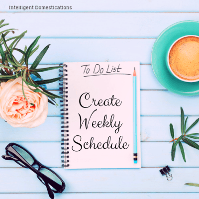 How To Organize Your Busy Week
