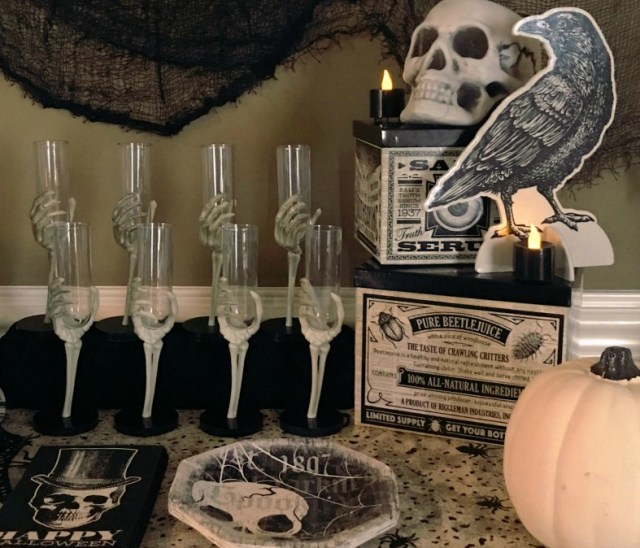Skeleton Halloween Party - Intelligent Domestications