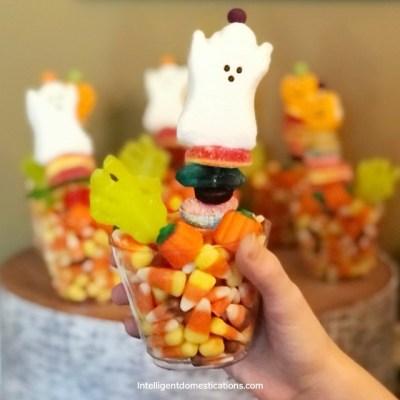 Halloween Candy Kabobs #HalloweenTreatsWeek