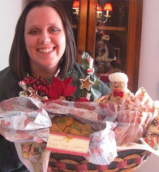 Looking for a good Cookie Exchange recipe? Try these prize winning Brown Sugar Christmas Cookies! My daughter won First Place with her recipe.