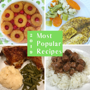 A list of Most Popular Recipes and Homemaking Ideas is always a good source for planning menus and celebrations throughout the year. We are taking a look back at your favorite recipe ideas and seasonal celebrations that were new this year. #popularrecipes #intellid
