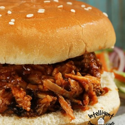Easy Crock Pot Pork Butt Pulled Pork