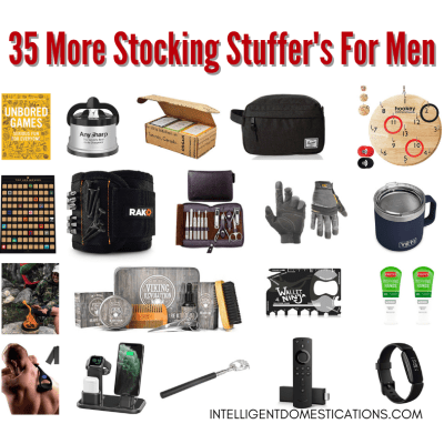 Pictures of gift ideas for men