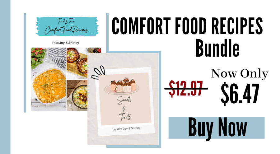 Comfort Food Cookbook Bundle
