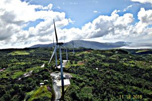 Oniel Maderas Reyes Pililla Windfarm from Philppines