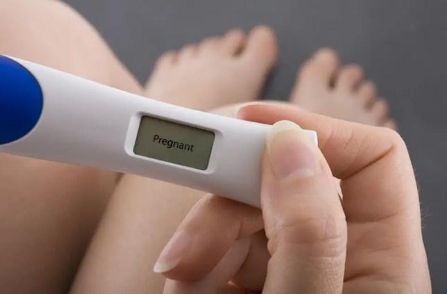 Pregnancy kit Digital