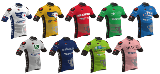"""On behalf of everyone at Pactimo I can say we are very excited to continue  our race winner jersey support with the Intelligentsia Cup cf4e68a47"