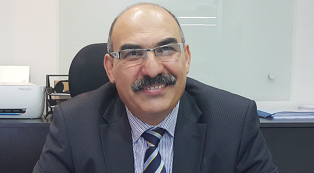Comba Telecom appoints Dr Hazim Al-Rawi as General Manager