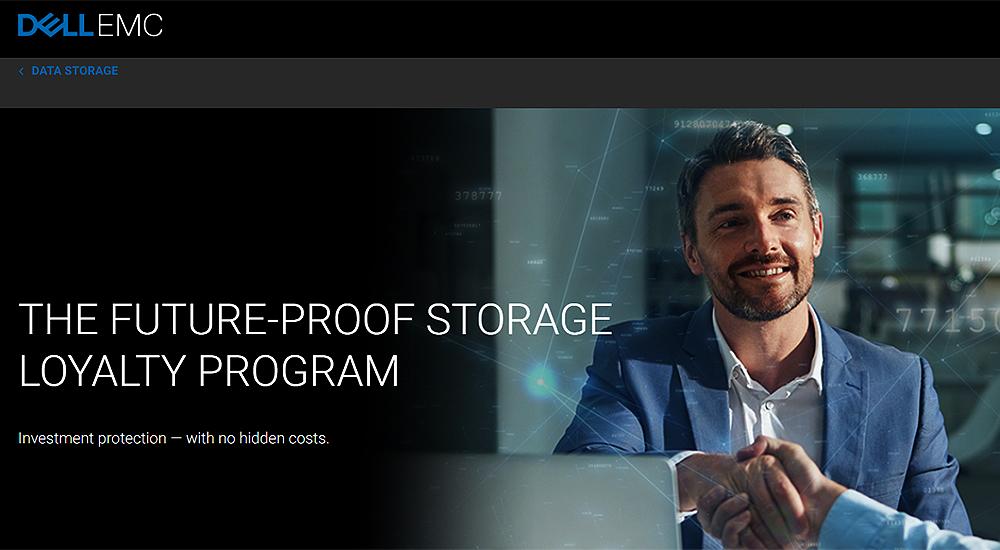 Dell EMC revamps partner programme for mid-range storage solutions