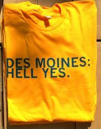 Des Moines Tee-Shirt