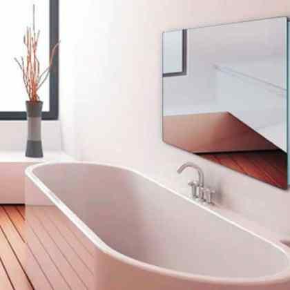infraroodverwarming badkamer paneel