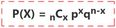 binominal distribution formula1