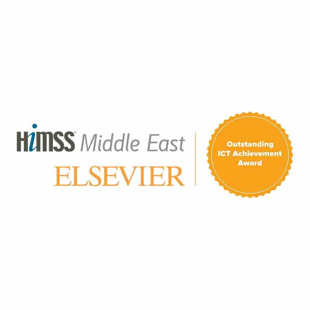 HIMSS MIDDLE EAST ELSEVIER: DIGITAL HEALTHCARE AWARD 2017