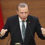 Erdogan gone rouge