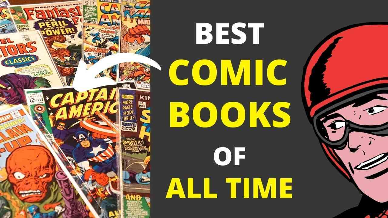 Best Comic Books of All Time