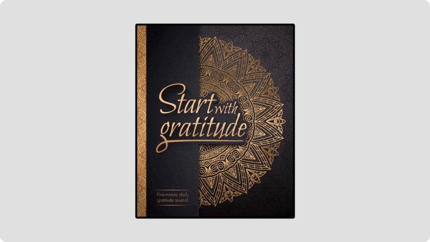 Start with Gratitude - Best Spiritual Books of All Time