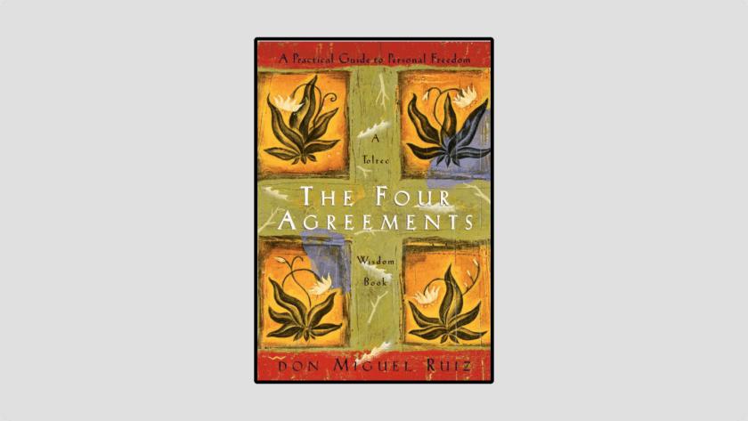 A Toltec Wisdom Book - Best Spiritual Books of All Time