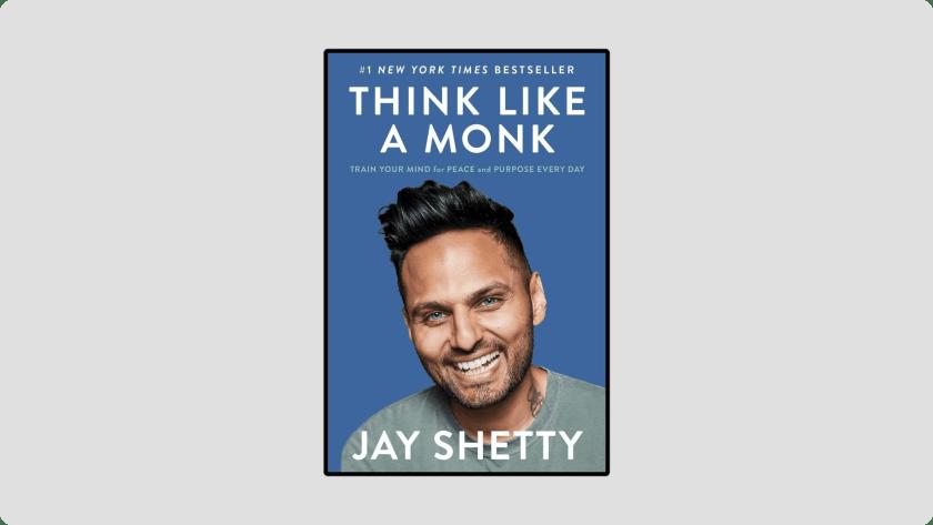 Think Like a Monk - Best Modern Spiritual Book