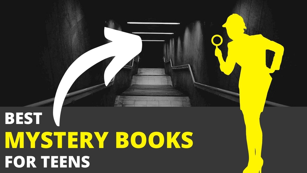 13 Best Mystery Books for Teens