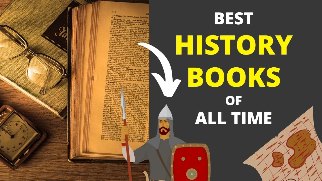 Best History Books of All Time