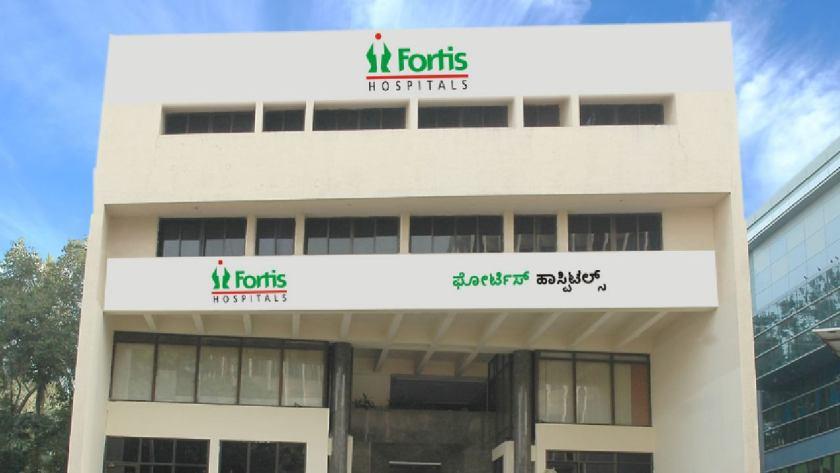 Fortis Hospital, Cunningham Road - IntendStuff