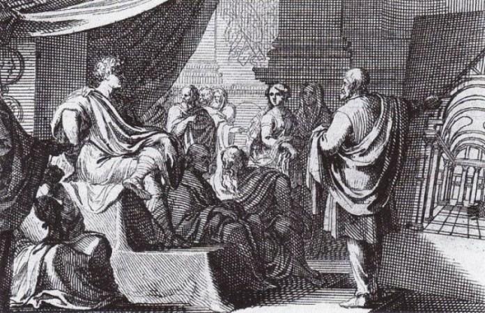 инженеры из античности Витрувий