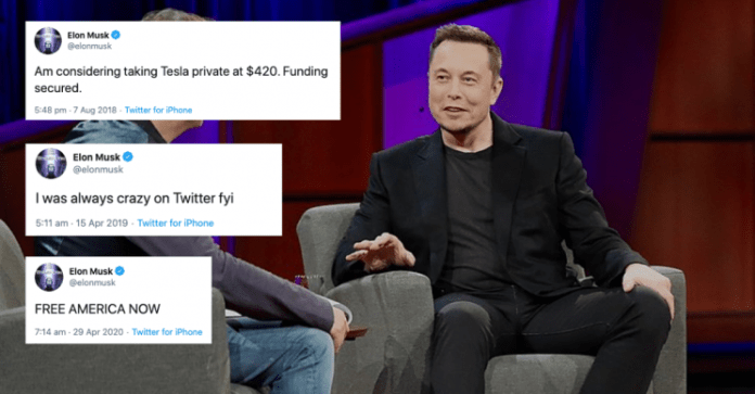 11 of Elon Musk's Most Controversial and Surprising Tweets