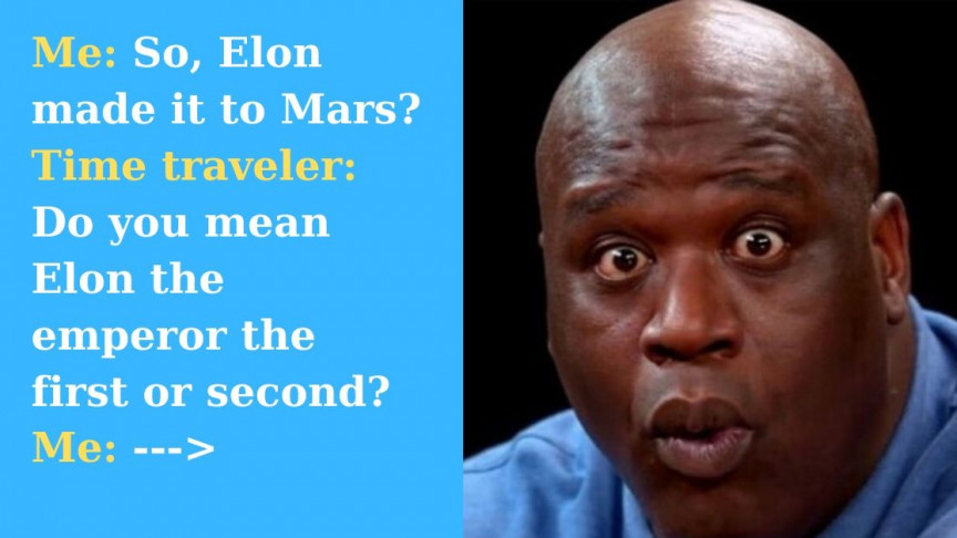7 Hilarious And Thought Provoking Time Travel Memes