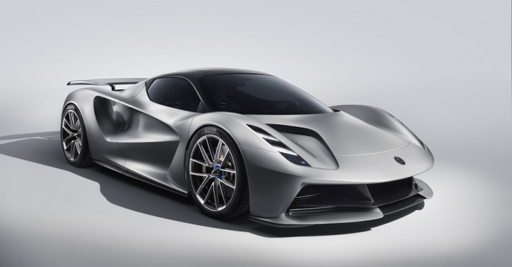 Lotus Evija: The World's First All-Electric British Hypercar Is Here