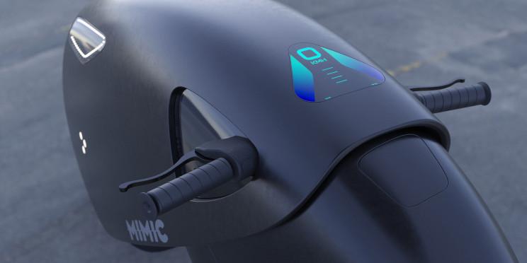 Akira-Like Electric Superbike Concept Provides Glimpse Into the Future