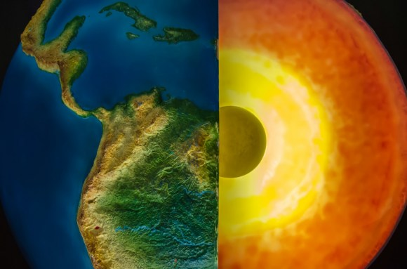 How long until the Earth's core runs out of fuel?