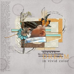 Dream Catcher by Dawn Inskip Wonderful You Templates by Lynn Grieveson