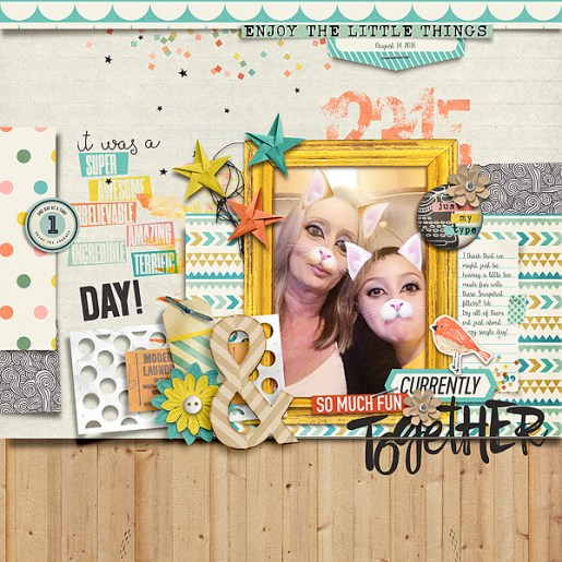 Storyteller 2016 :: Sketched Templates - August Add-on by Just Jaimee Storyteller 2016 August Collection by Just Jaimee