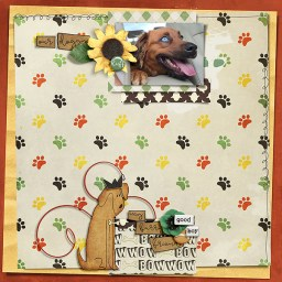 Barksley Kit by Etc. by Danyale Storyteller 2016 :: Sketched Templates - May Add-on by Just Jaimee