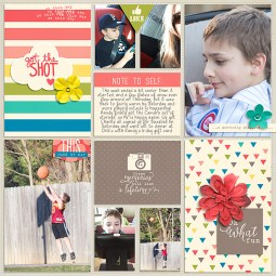 Pocket Life '15: March Collection by Traci Reed Outside the Box v2 by Gennifer Bursett
