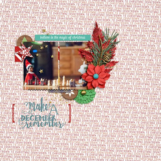 Countdown to Christmas [bundle] by MEG Designs
